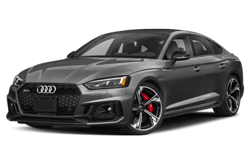 2013–2019 RS 5 Generation, 2019 Audi RS 5 model shown