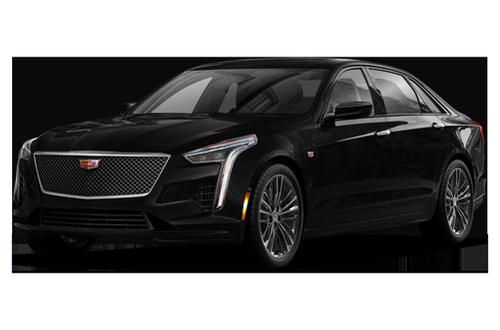 2019–2020 CT6-V Generation, 2020 Cadillac CT6-V model shown