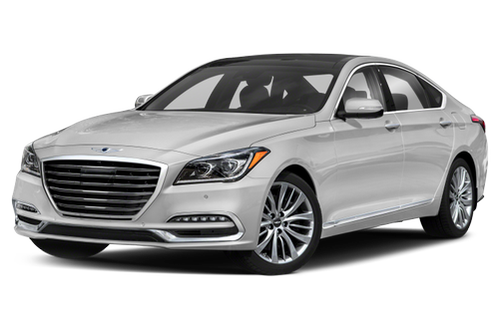 2017–2020 G80 Generation, 2020 Genesis G80 model shown