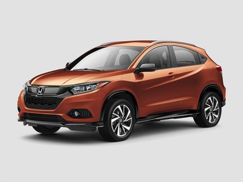 2016–2021 HR-V Generation, 2021 Honda HR-V model shown