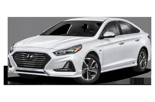 2016–2019 Sonata Plug-In Hybrid Generation, 2019 Hyundai Sonata Plug-In Hybrid model shown