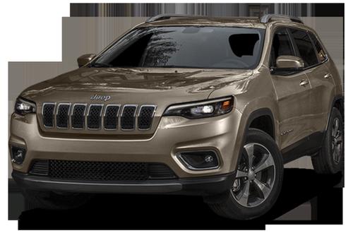 2014–2019 Cherokee Generation, 2019 Jeep Cherokee model shown