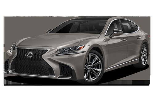 2018–2020 LS 500 Generation, 2020 Lexus LS 500 model shown