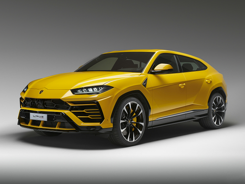 2019 Lamborghini Urus - For every turn, there's cars com