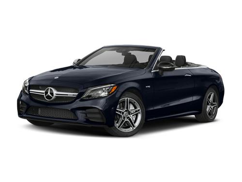 2017–2021 AMG C 43 Generation, 2021 Mercedes-Benz AMG C 43 model shown