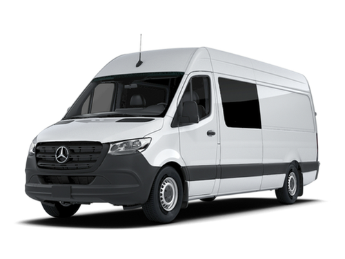 2017–2021 Sprinter 2500 Generation, 2021 Mercedes-Benz Sprinter 2500 model shown