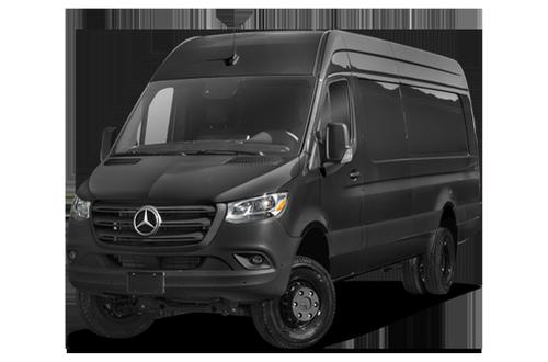 2017–2021 Sprinter 3500XD Generation, 2021 Mercedes-Benz Sprinter 3500XD model shown