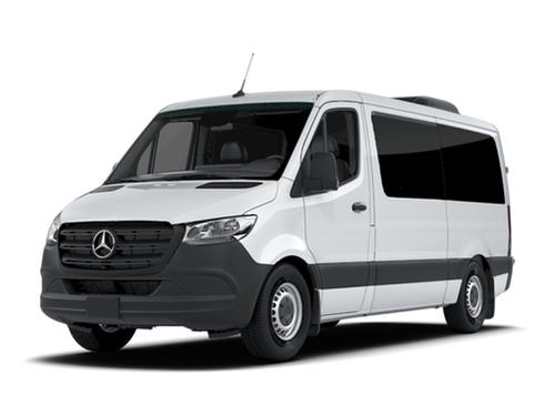 2019–2021 Sprinter 1500 Generation, 2021 Mercedes-Benz Sprinter 1500 model shown