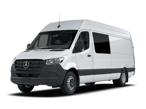 2019–2021 Sprinter 4500 Generation, 2021 Mercedes-Benz Sprinter 4500 model shown