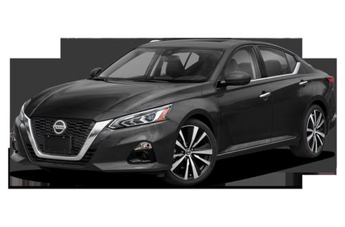 2019–2021 Altima Generation, 2021 Nissan Altima model shown
