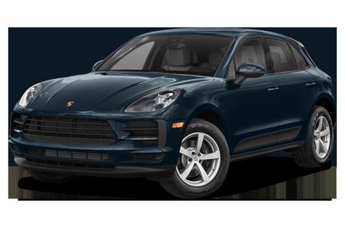 2015–2020 Macan Generation, 2020 Porsche Macan model shown
