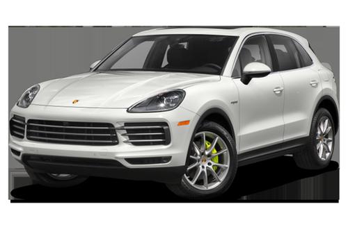 2015–2019 Cayenne E-Hybrid Generation, 2019 Porsche Cayenne E-Hybrid model shown