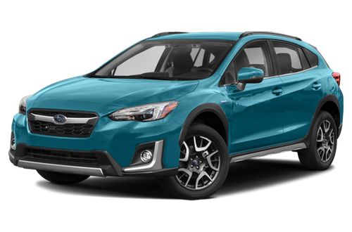 2016–2019 Crosstrek Hybrid Generation, 2019 Subaru Crosstrek Hybrid model shown