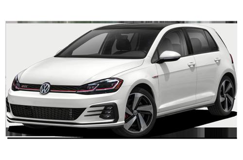 2015–2021 Golf GTI Generation, 2021 Volkswagen Golf GTI model shown