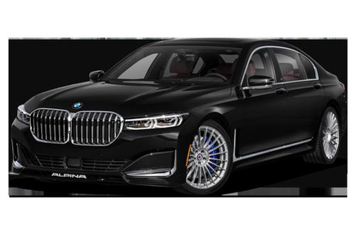 2007–2021 ALPINA B7 Generation, 2021 BMW ALPINA B7 model shown