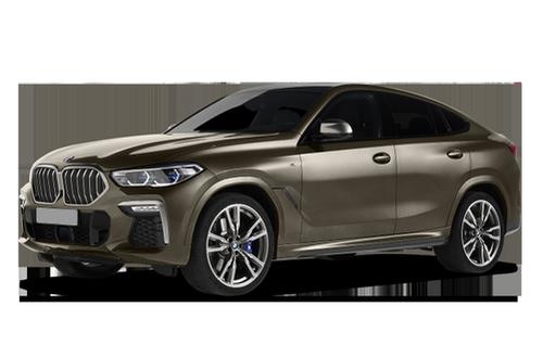 2008–2020 X6 Generation, 2020 BMW X6 model shown