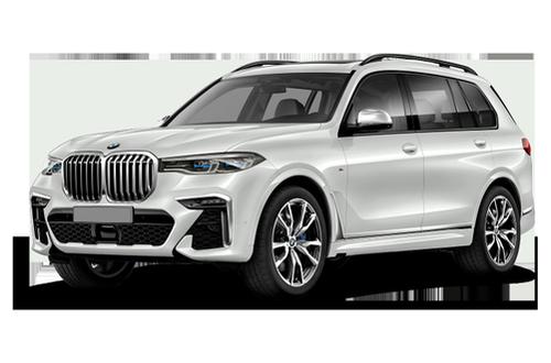 2019–2020 X7 Generation, 2020 BMW X7 model shown