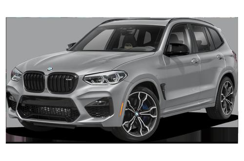 2020 X3 M Generation, 2020 BMW X3 M model shown