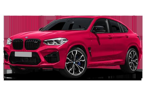 2020 X4 M Generation, 2020 BMW X4 M model shown