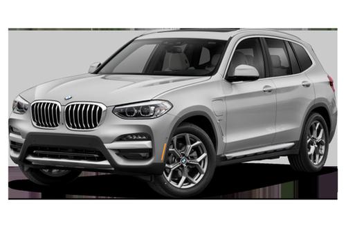2020–2021 X3 PHEV Generation, 2021 BMW X3 PHEV model shown