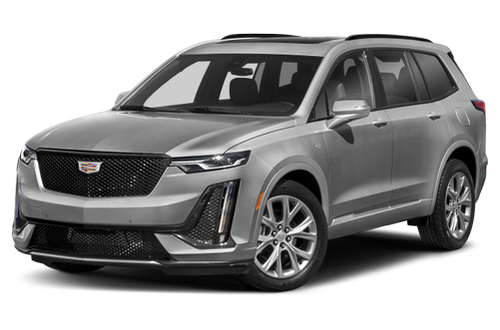 2020 XT6 Generation, 2020 Cadillac XT6 model shown