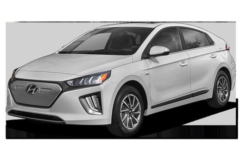 2017–2020 Ioniq EV Generation, 2020 Hyundai Ioniq EV model shown