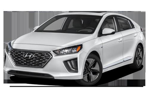 2017–2020 Ioniq Hybrid Generation, 2020 Hyundai Ioniq Hybrid model shown