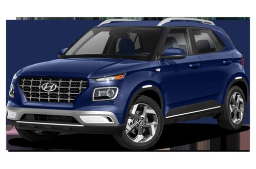 2020–2021 Venue Generation, 2021 Hyundai Venue model shown