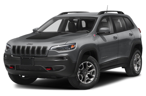 2014–2021 Cherokee Generation, 2021 Jeep Cherokee model shown