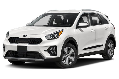 2017–2020 Niro Generation, 2020 Kia Niro model shown