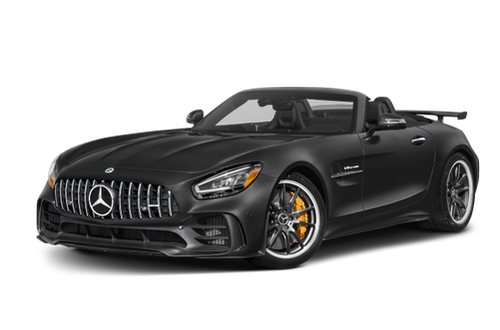 2016–2020 AMG GT Generation, 2020 Mercedes-Benz AMG GT model shown