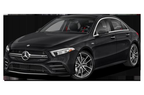 2020–2021 AMG A 35 Generation, 2021 Mercedes-Benz AMG A 35 model shown
