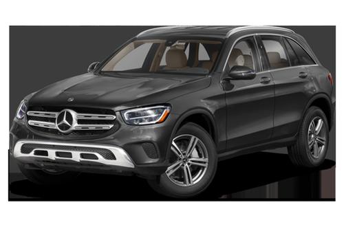 2017–2021 GLC 300 Generation, 2021 Mercedes-Benz GLC 300 model shown