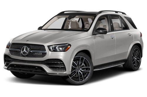 2020 GLE 580 Generation, 2020 Mercedes-Benz GLE 580 model shown
