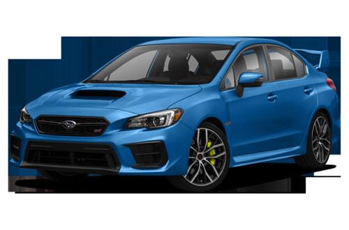 2015–2020 WRX STI Generation, 2020 Subaru WRX STI model shown