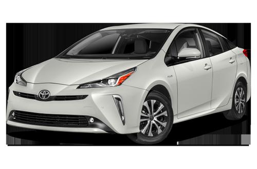 2016–2021 Prius Generation, 2021 Toyota Prius model shown
