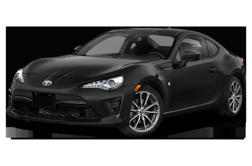 2017–2020 86 Generation, 2020 Toyota 86 model shown