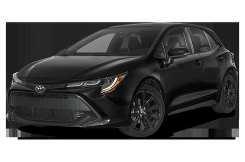 2019–2021 Corolla Hatchback Generation, 2021 Toyota Corolla Hatchback model shown