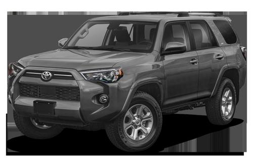 2010–2020 4Runner Generation, 2020 Toyota 4Runner model shown