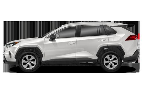 2019 Toyota Rav4 Specs Price Mpg Reviews Cars Com