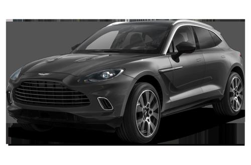 2021 DBX Generation, 2021 Aston Martin DBX model shown