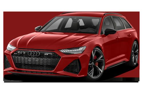 2021 RS 6 Avant Generation, 2021 Audi RS 6 Avant model shown