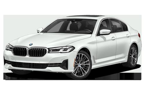 1994–2021 530 Generation, 2021 BMW 530 model shown