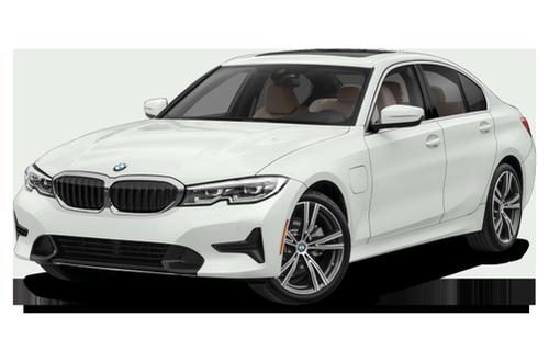 2016–2021 330e Generation, 2021 BMW 330e model shown