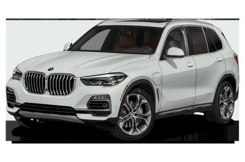 2021 X5 PHEV Generation, 2021 BMW X5 PHEV model shown
