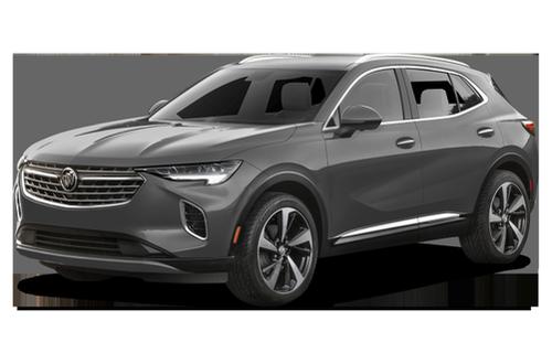 2016–2021 Envision Generation, 2021 Buick Envision model shown