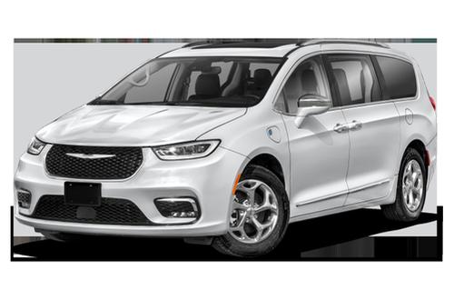 2017–2021 Pacifica Hybrid Generation, 2021 Chrysler Pacifica Hybrid model shown