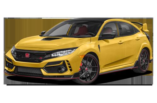 2018–2021 Civic Type R Generation, 2021 Honda Civic Type R model shown