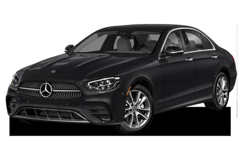 2017–2021 E-Class Generation, 2021 Mercedes-Benz E-Class model shown