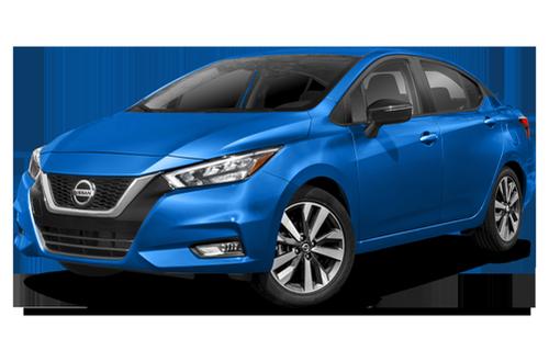 2007–2021 Versa Generation, 2021 Nissan Versa model shown